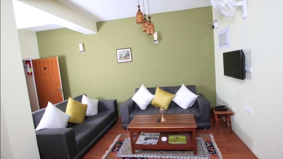Shumbuk Homes Hotel & Serviced Apartments, Gangtok Gangtok Private Living Room Premium