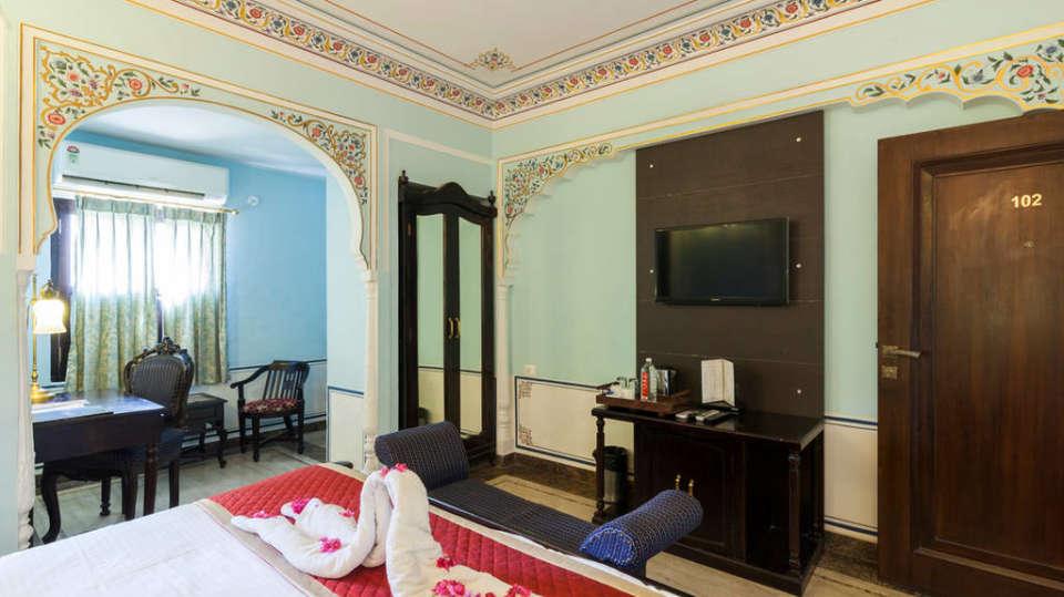 Traditional Heritage Haveli Hotel, Jaipur Jaipur 2dc3e245-9116-4ef4-8474-e918221e1eea