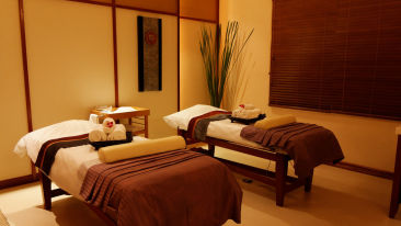 Spa at Davanam Sarovar Portico Bangalore, Best Hotels in Bangalore
