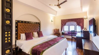 Superior Rooms at Sairafort Sarovar Portico Jaisalmer 1, Hotel Palace in Jaisalmer