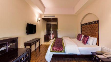 Superior Room at Sairafort Sarovar Portico Jaisalmer 2, Hotel Palace in Jaisalmer