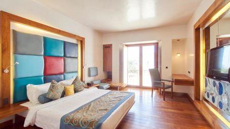 Deluxe Non Sea Facing room The Promenade Pondicherry