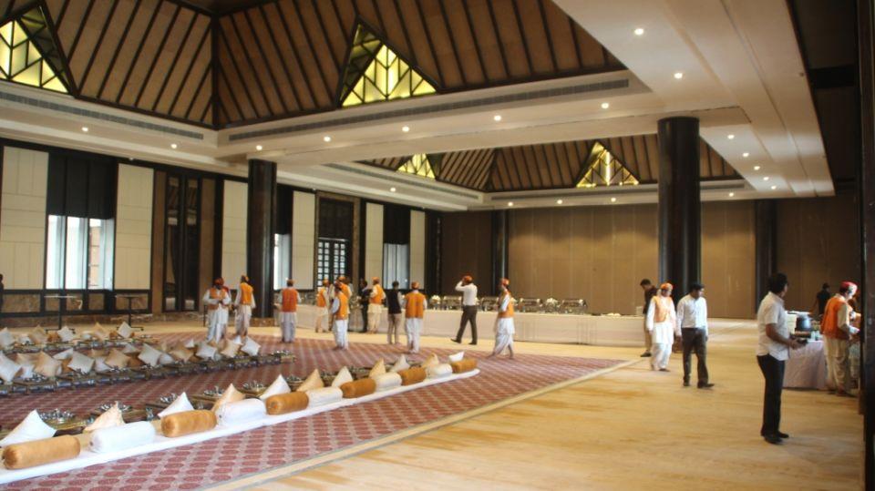 Banquet halls at ananta Udaipur best banquet halls in Udaipur 3