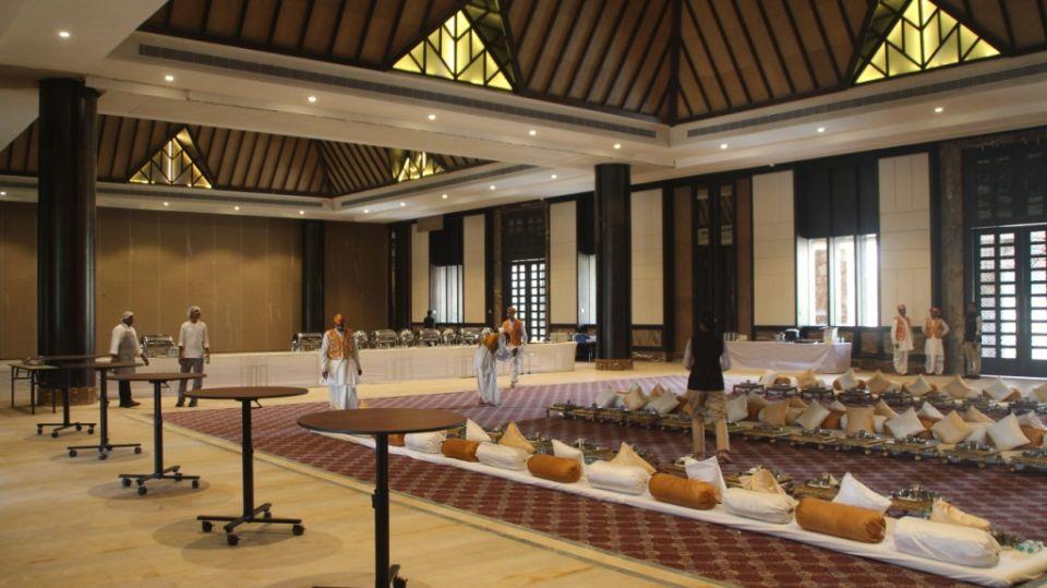 Banquet halls at ananta Udaipur best banquet halls in Udaipur 4