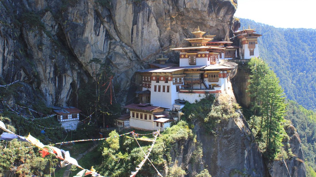 Taktsang Lhakhang Bhutan, Summit Hotels & Resorts