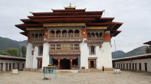 gangteng monastery punakha