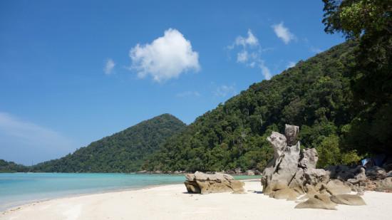 Surin Islands near Natai Beach Resort