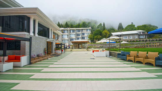 Rosa Allita Kurseong Resort Luxury Hotels Near Darjeeling3