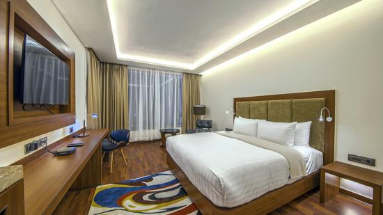 Executive Valley View Room Allita by Rosa Resort Spa Kurseong Spa in Kurseong 6 mjlytt