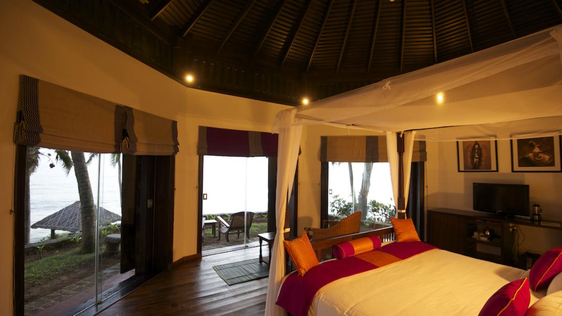 Octagon Room at Niraamaya Surya Samudra Resorts in Kovalam 2