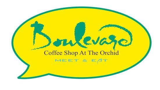 Logo of Boulevard coffee shop at the orchid hotel mumbai vile parle - 5 star hotel near mumbai airport