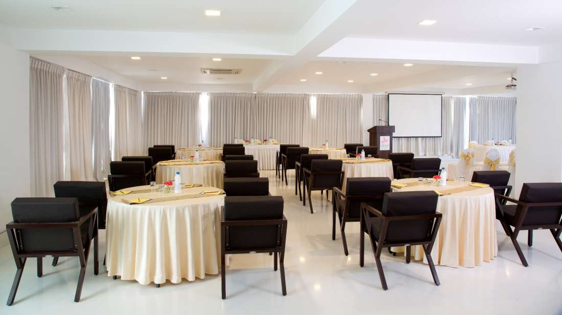 Springs Hotel & Spa, Bangalore Bengaluru Conclave Banquet Hall Springs Hotel Spa