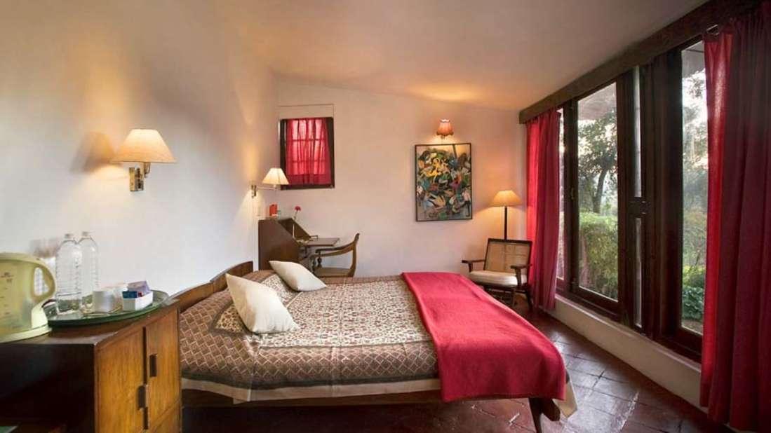Wallwood Garden - 19th C, Coonoor  The Eucalyptus Room Wallwood Garden Coonooor Tamil Nadu