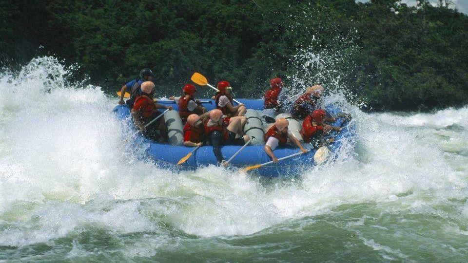 Rafting - Kundalika