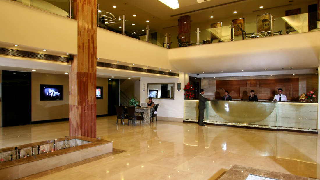 Taurus Sarovar Portico, Hotel in Mahipalpur, luxury hotel in New Delhi