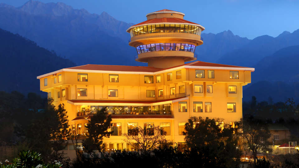 Facade at RS Sarovar Portico, Palampur Hotels 10