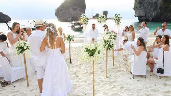 The Beacha Club Hotel, Krabi, Phi Phi Islands Krabi Wedding The Beacha Club Hotel Krabi Phi Phi Islands