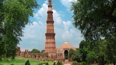 Qutab Minar The Muse Sarovar Portico Kapashera New Delhi