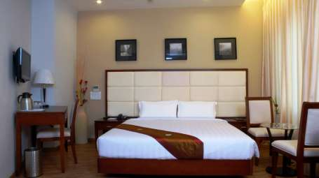 Lotus Park Hotel Bangalore Executive Room