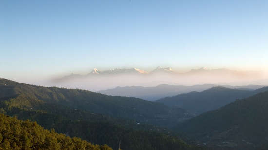 The Bungalows Lake Side, Naukuchiatal Naukuchiatal 1024px-Mukteshwar  a view of the Himalayas