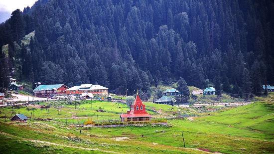 Gulmarg,Hotel  RK Sarovar Portico Srinagar