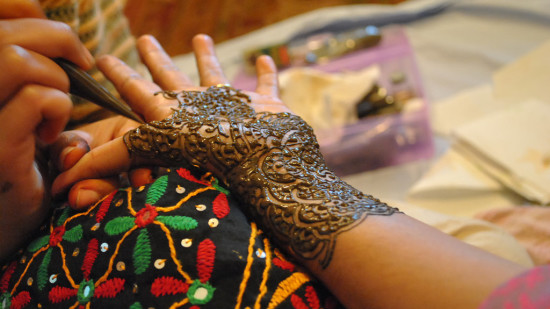 Mehndi Experience, Summit Hotels & Resorts, Unique Experiences by Summit
