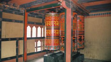 Changangkha Lhakhang Bhutan