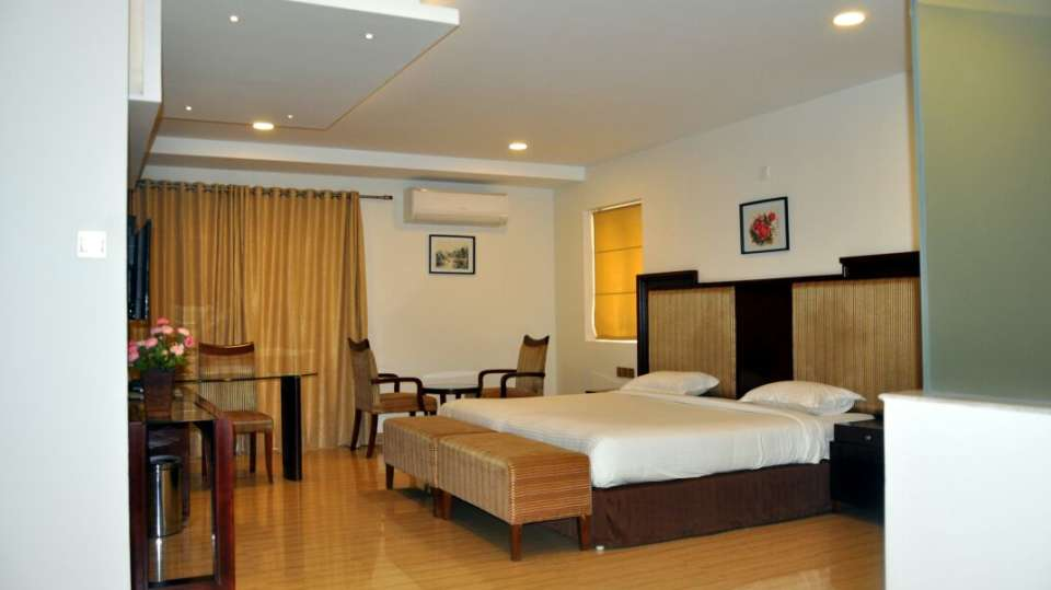Apollo Greens Serviced Apartments, Bangalore Bangalore Luxury Rooms Apollo Greens Service Apartments Bangalore 1