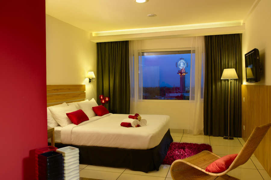 alt-text Executive Suite at Wonderla Resort Bangalore