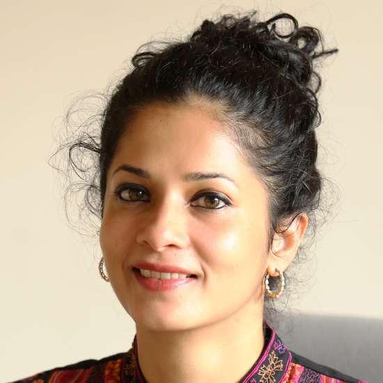 Priya Sarah Cheeran Joseph Director of Wonderla Amusement Parks & Resort
