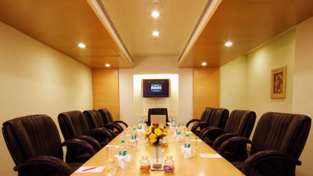 Aditya Hometel Hyderabad Conference Room 2 Aditya Hometel Ameerpet Hyderabad