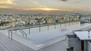Davanam Sarovar Portico Suites, Bangalore Bangalore Pool-side Hotel Davanam Sarovar Portico Suites Madiwala Bangalore 2