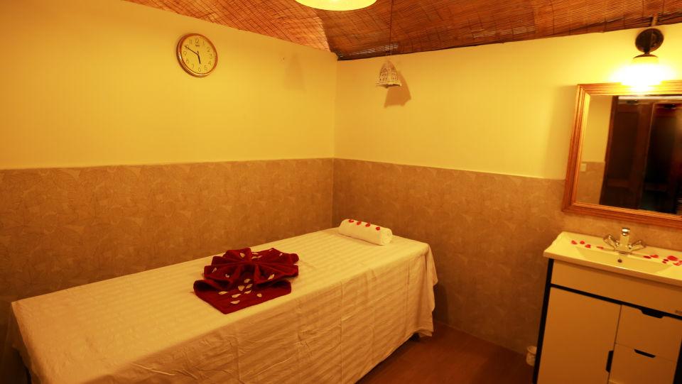 Spa at Larisa Mountain Resort in Manali - Things t do in Manali