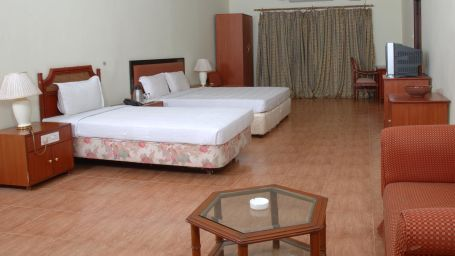 Hill View Resorts Ramanagara Deluxe Non AC Rooms Rotary Hill View Resort near Bangalore 7