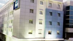 Facade at Aditya Hometel Hyderabad, best hotels in hyderabad 1