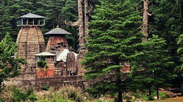 OJASWI HIMALAYAN RESORT, MUKTESHWAR Nainital Jageshwar Temples