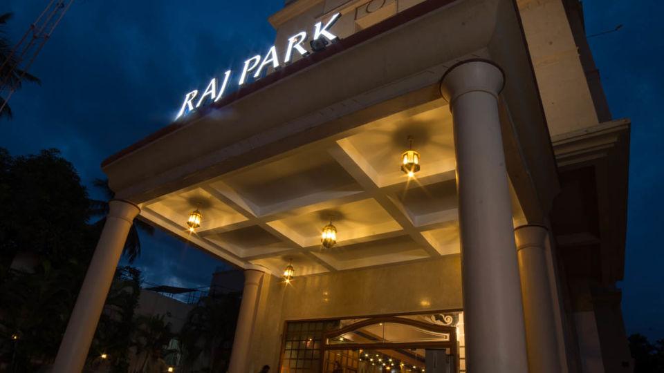 Raj Park Hotel - Chennai Chennai Facade Raj Park Hotel Alwarpet Chennai 5