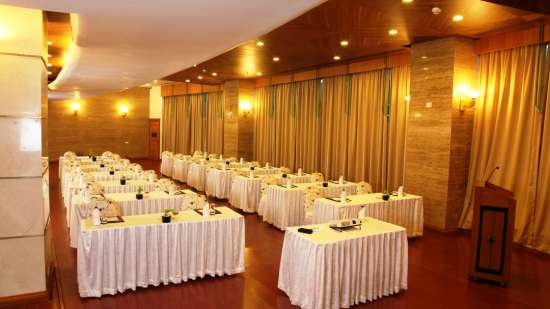 The Orchid - Five Star Ecotel Hotel Mumbai Prive Classroom Setting Orchid Mumbai Hotel