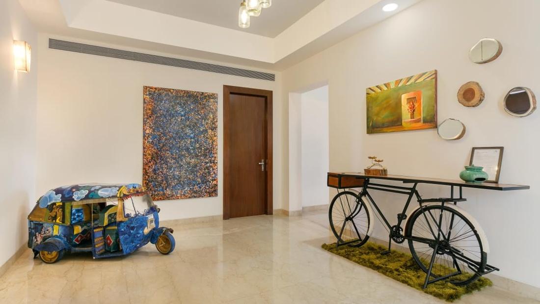Villa 7 Karma Lakelands Villas in Gurgaon Suites in Gurgaon Luxury Accommodations in Gurgaon Luxury Rooms in Gurgaon Private Lawns in Gurgaon 3