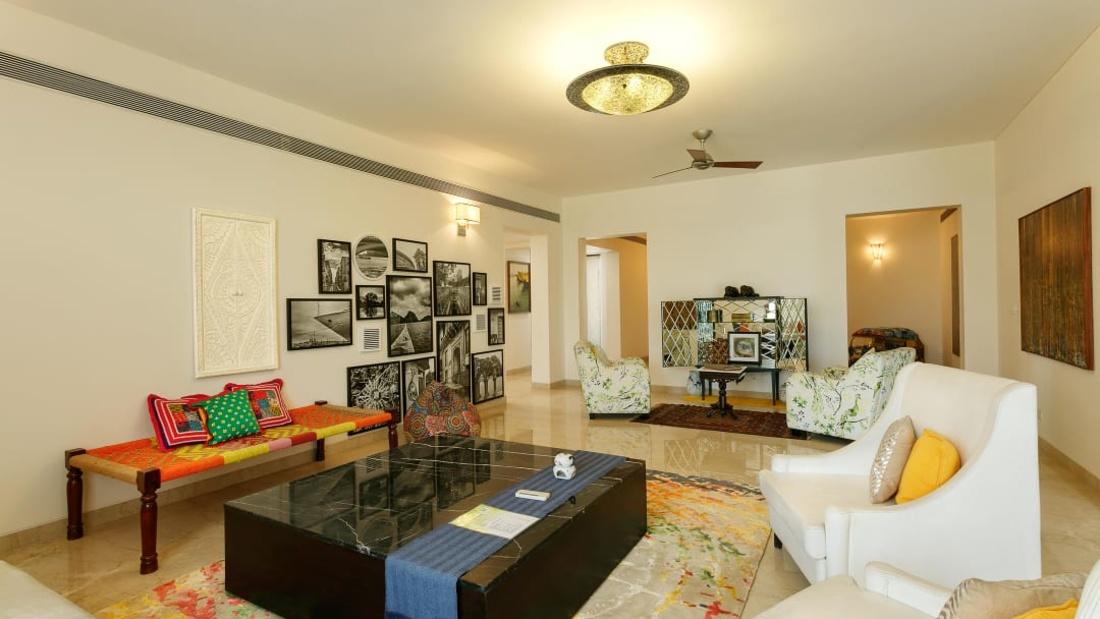 Villa 7 Karma Lakelands Villas in Gurgaon Suites in Gurgaon Luxury Accommodations in Gurgaon Luxury Rooms in Gurgaon Private Lawns in Gurgaon 4