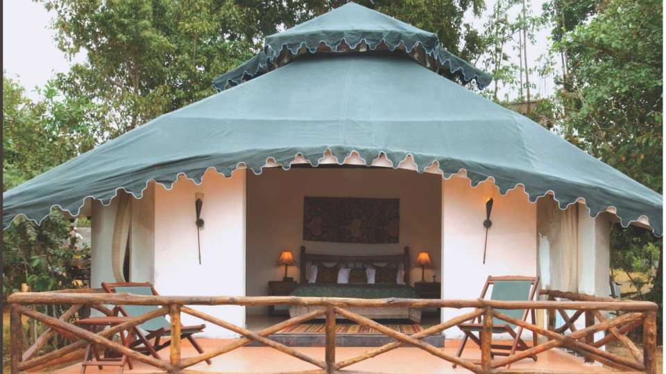 Luxury Cottage in Infinity Resorts Kanha, Cottages in Kanha 5