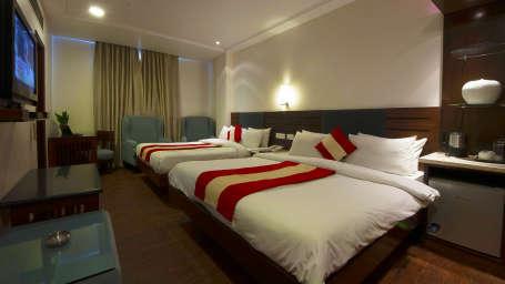 Hotel Aura, Paharganj, New Delhi New Delhi Family Rooms Hotel Aura Paharganj New Delhi 2