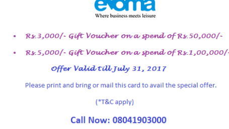 Evoma - Business Hotel, K R Puram, Bangalore Bangalore evoma-wedding-venue-bangalore-special-offer