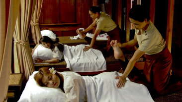 The Naini Retreat Nainital Balinese Massage