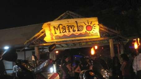 Ocean Palms Goa Café Mambos