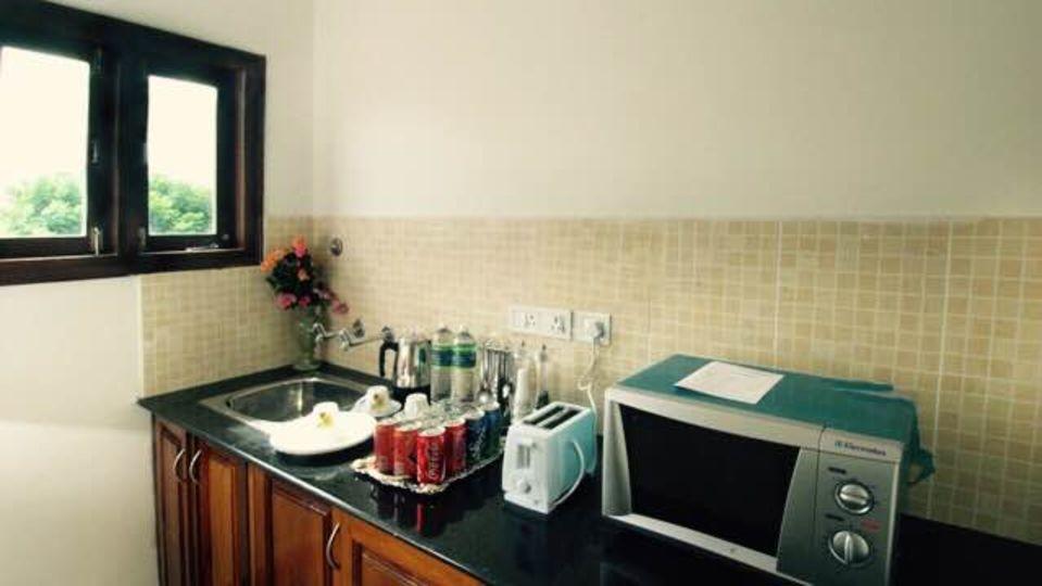 Hotel Thalassa Suites, Bangalore Bangalore kitchenette hotel thalassa suites btm layout bangalore bed and breakfast