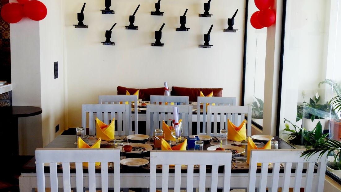 Multicuisine restaurant in Cherrapunji, Best places to eat in Cherrapunji, Polo Orchid Resort, Cherrapunji-7