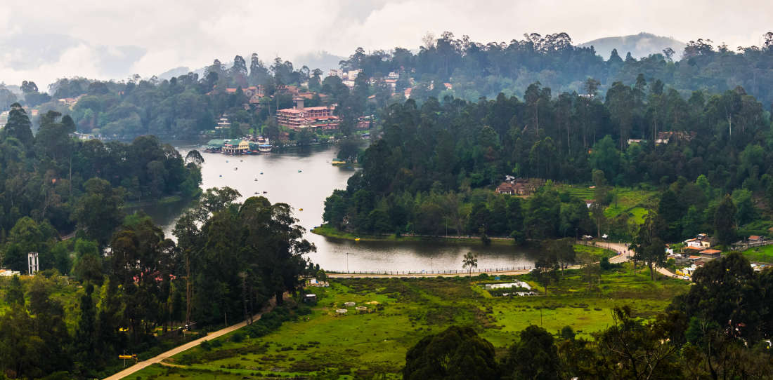 LakeView Point, The Carlton - 5 Star hotel in Kodaikanal
