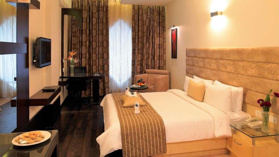 Duke Room at Blupetal Hotel
