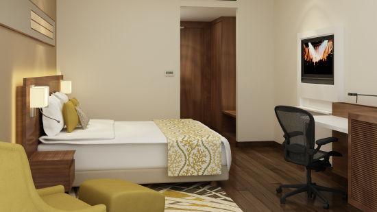 Premier King Room, Rooms in Noida, The Hideaway
